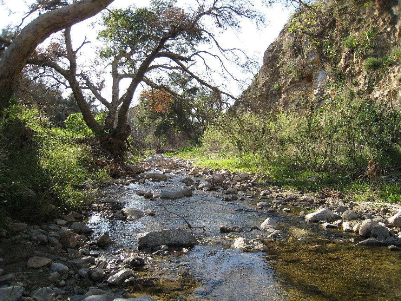 Placerita Canyon Nature Center Map