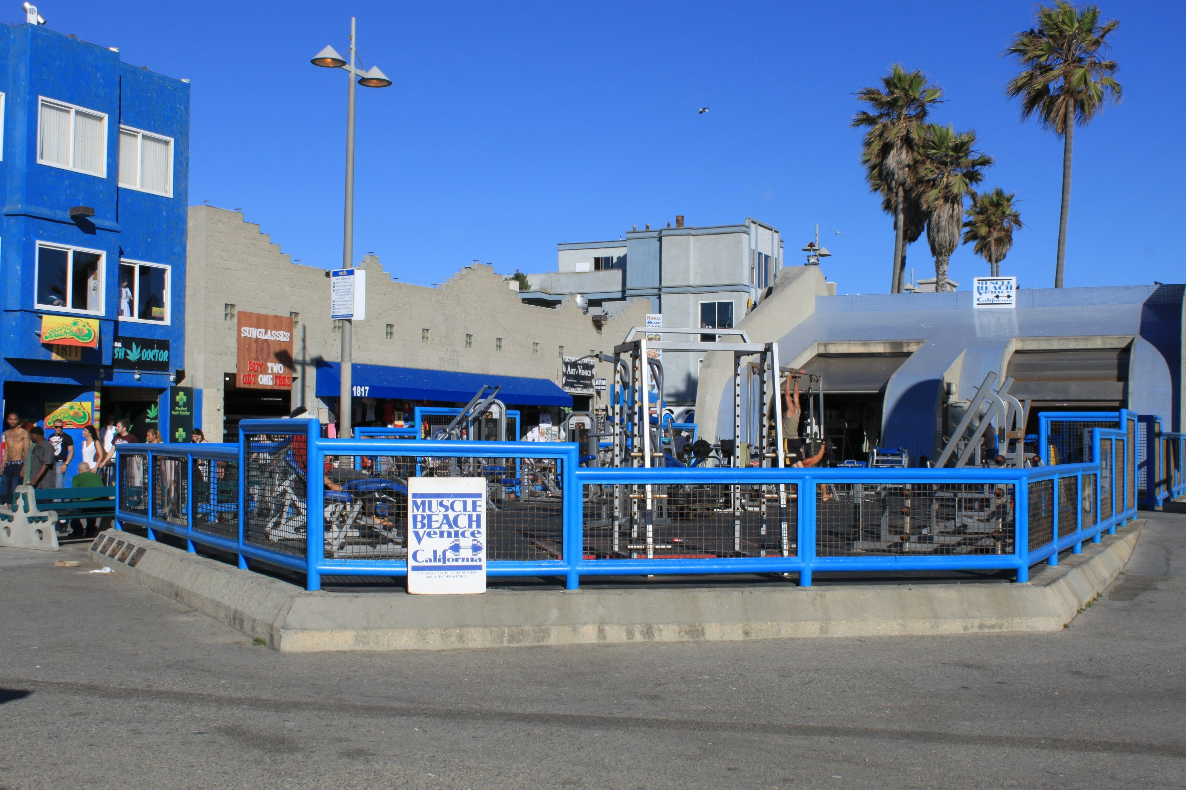 Gyms In South Redondo Beach