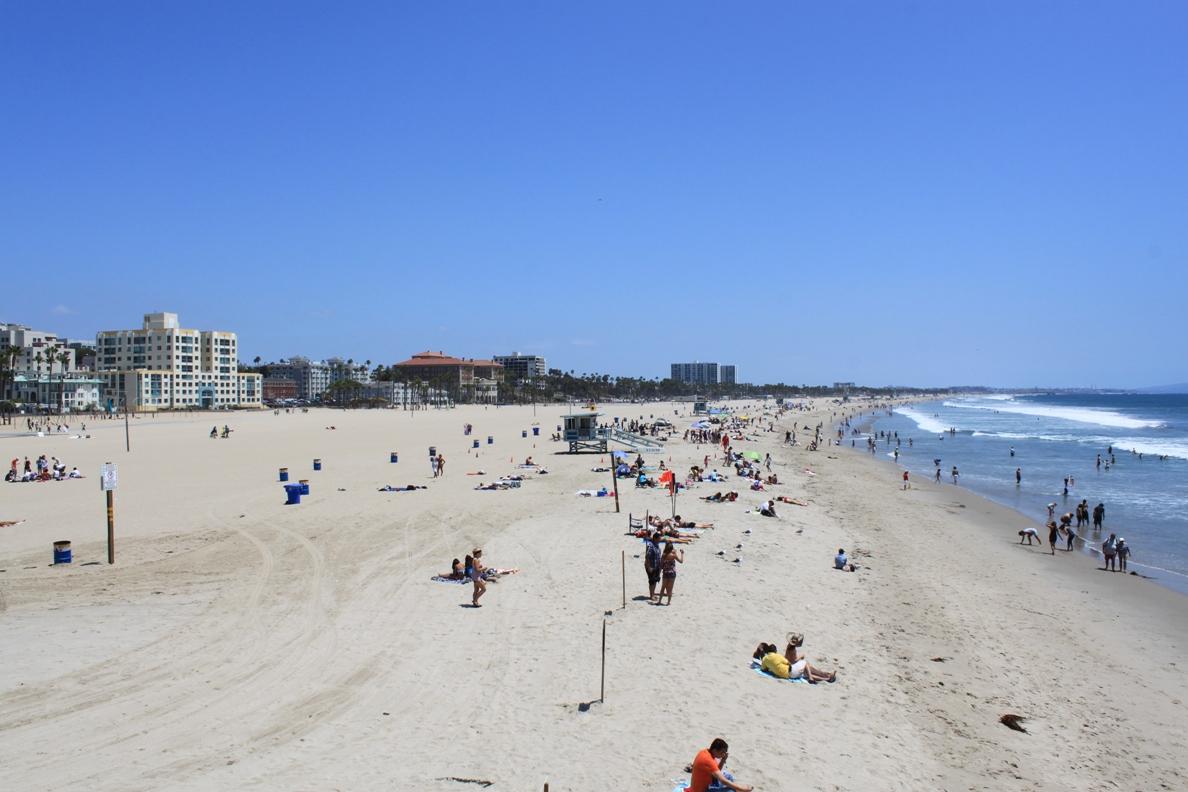 A day at the Santa Monica Pier - Maven's Photoblog