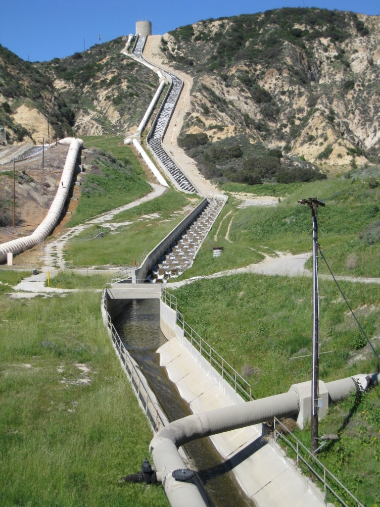 Southern California S First Water Project The Los Angeles