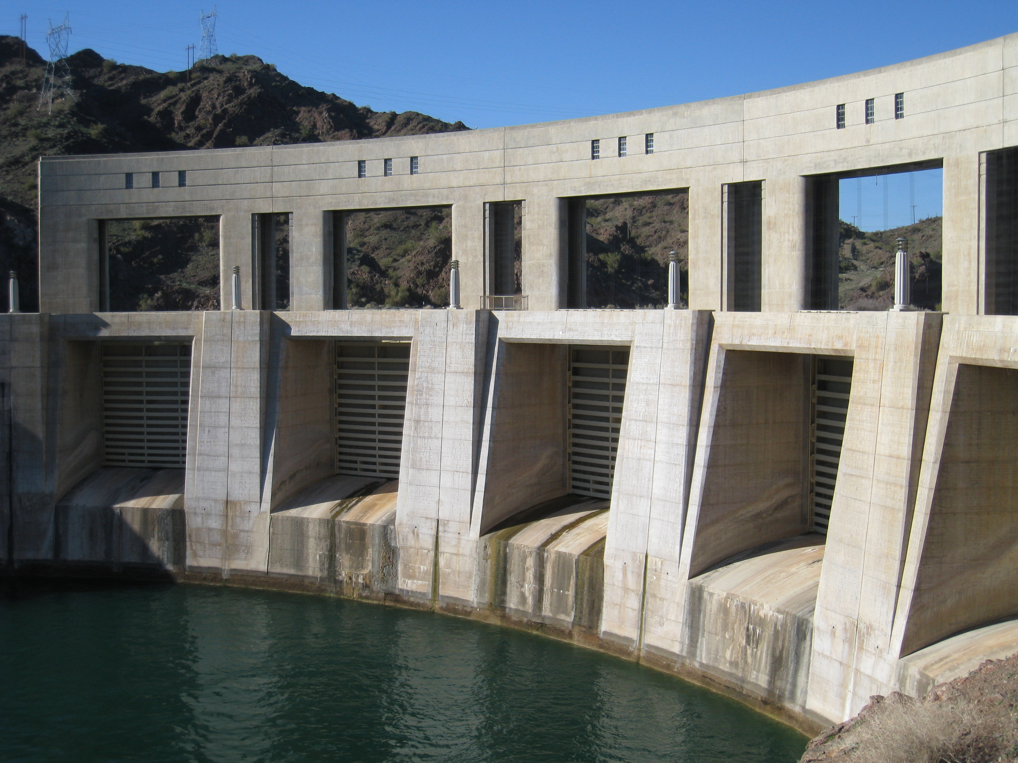 Parker dam 1
