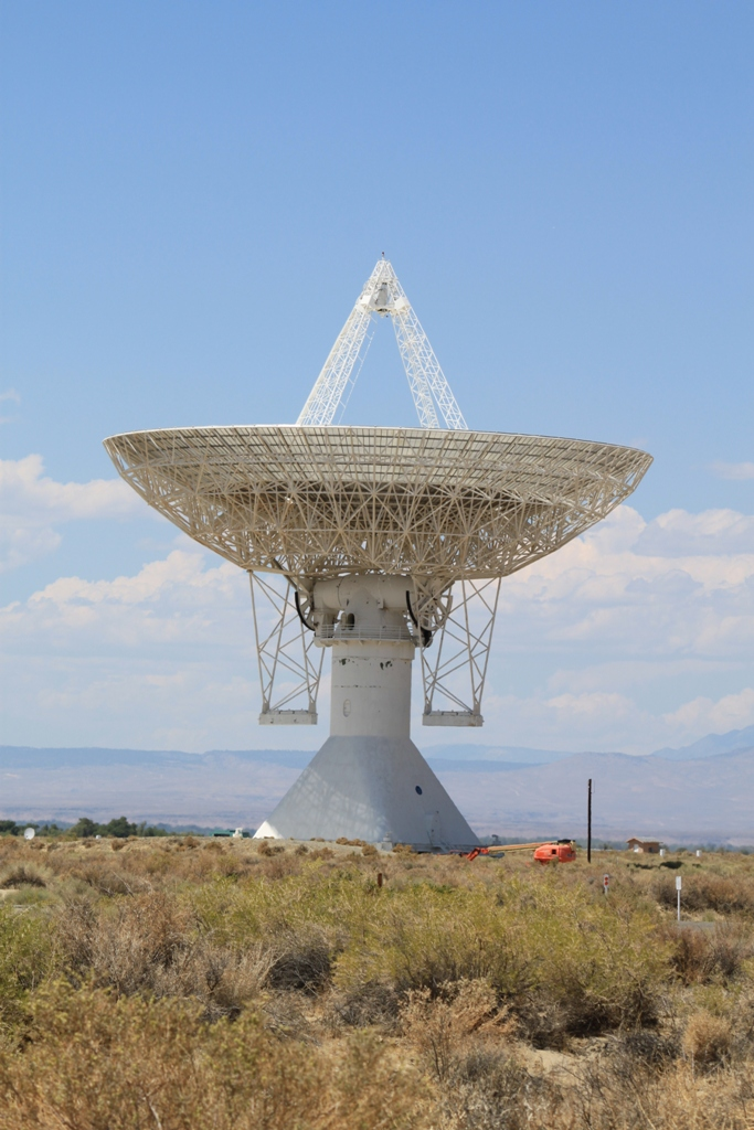 Cal Tech Owens Valley Solar Observatory Aug 2012 #1