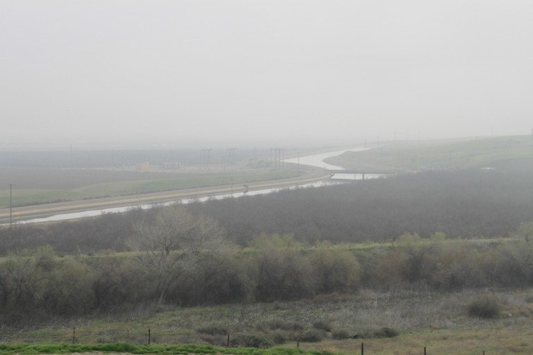 Central Valley gray day Feb 2013 #3