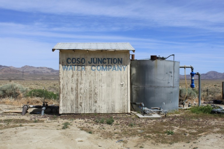 Coso Junction Water Company Apr 2012 #1