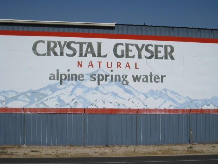 Olancha Crystal Geyser #2