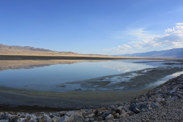 Owens Lake Bed Aug 2012 #44