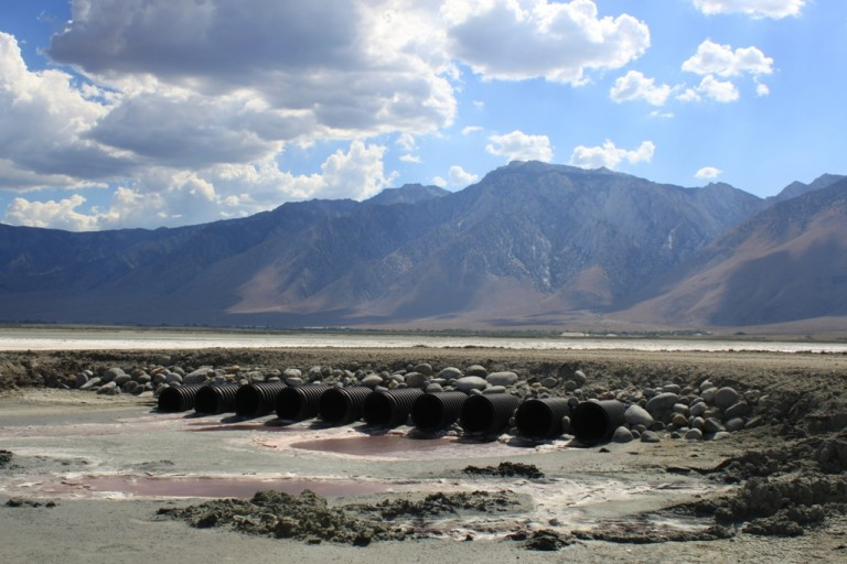 Owens Lake Bed Aug 2012 #8
