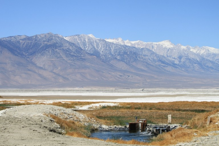Owens Lake at Sulfate Well Apr 2012 #11