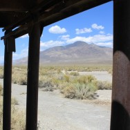 Zurich Station Owens Valley Aug 2012 #8