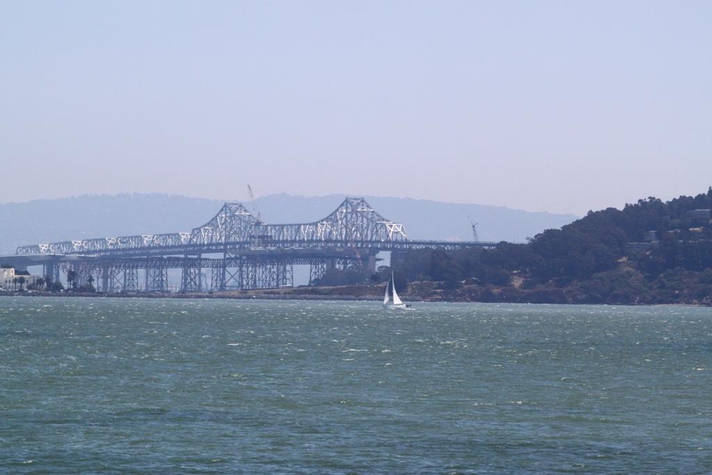 Bay Bridge #4 July 2010