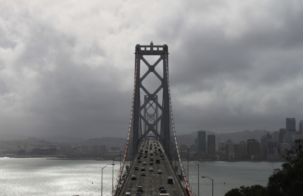 Bay Bridge Dec 2012 #3