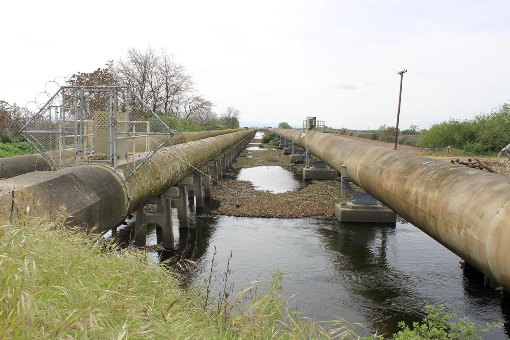 Mokelumne Aqueduct #1