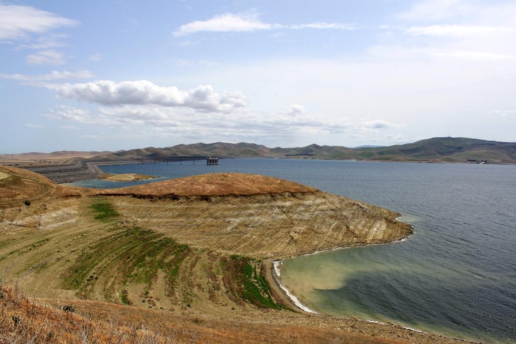 San Luis Reservoir #1