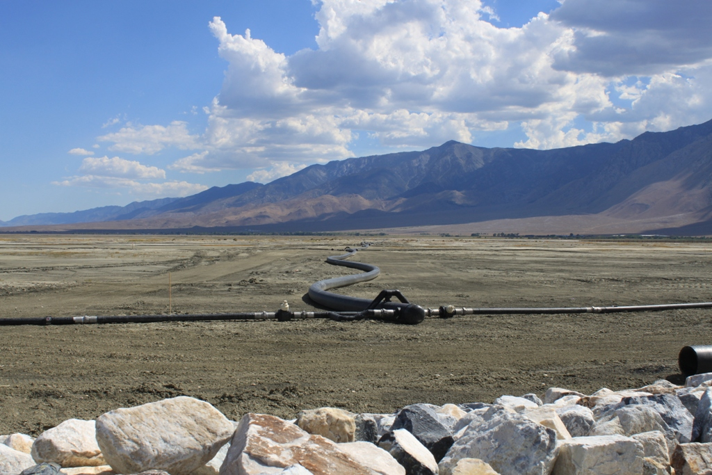 Owens Lake Bed Aug 2012 #2
