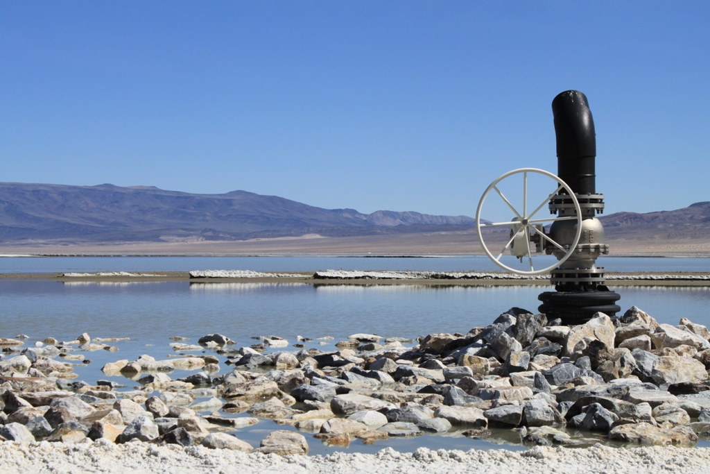 Owens Lake dust control project #30