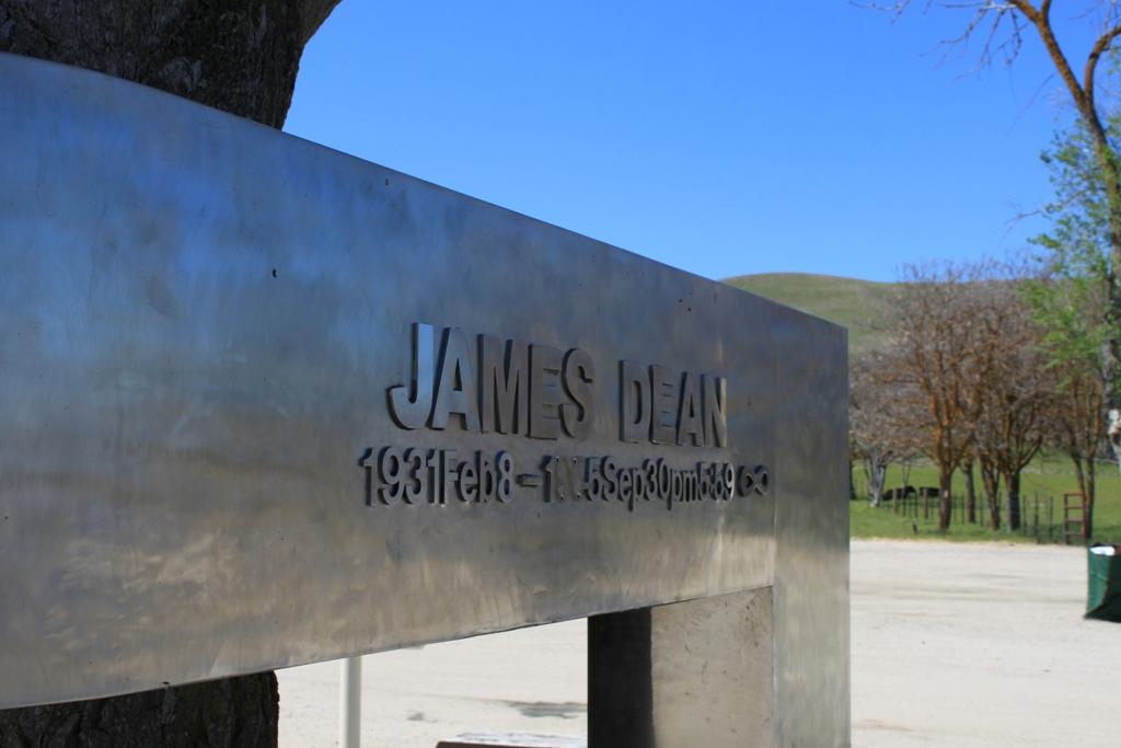 James Dean Memorial Apr 2012 #3