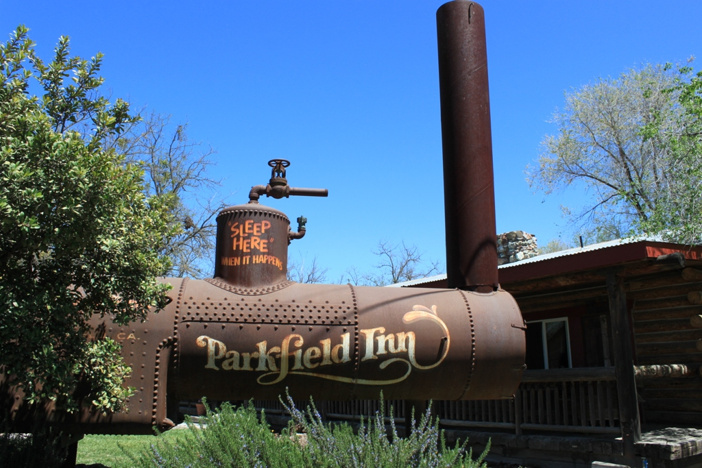 Parkfield Apr 2012 #6