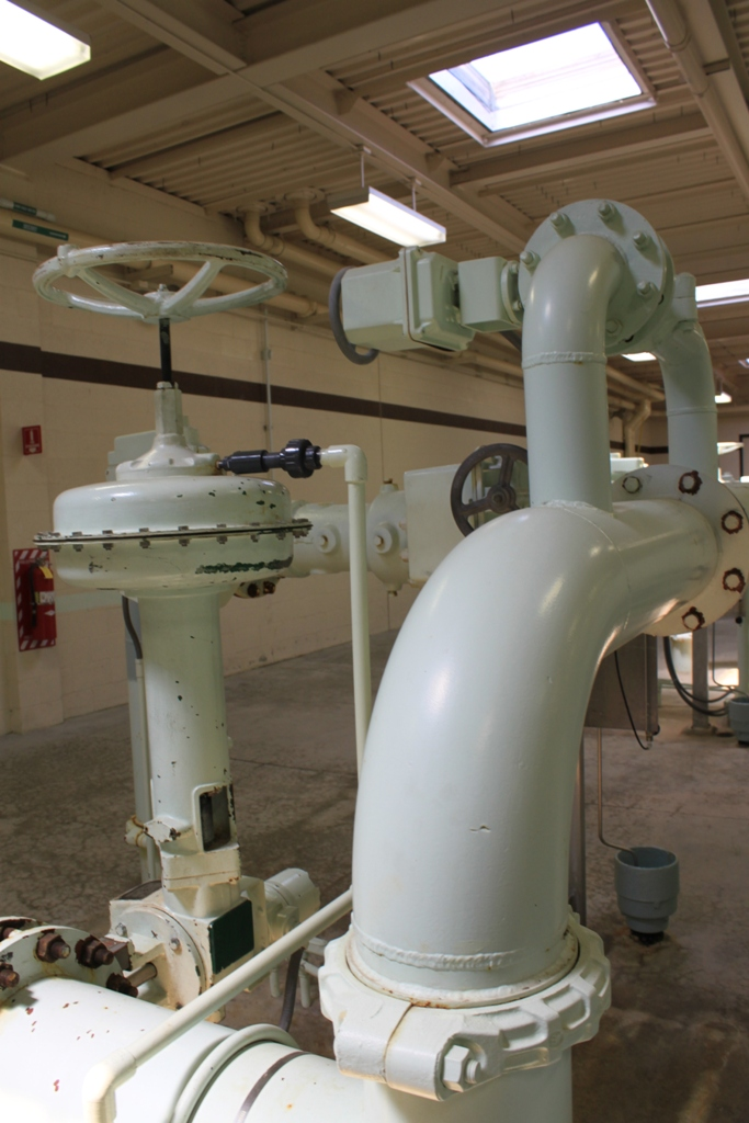LVMWD drinking water treatment plant #7