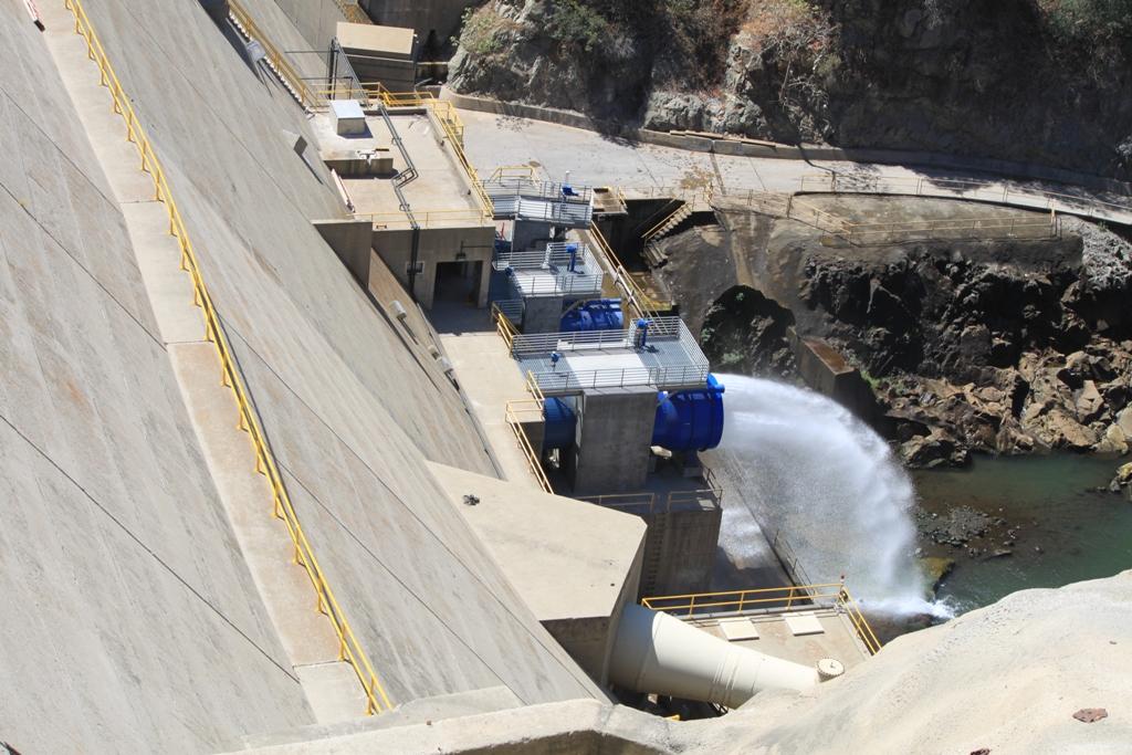 Morris Dam July 2013 #4