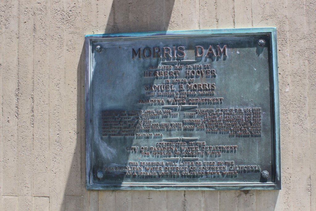 Morris Dam July 2013 #53