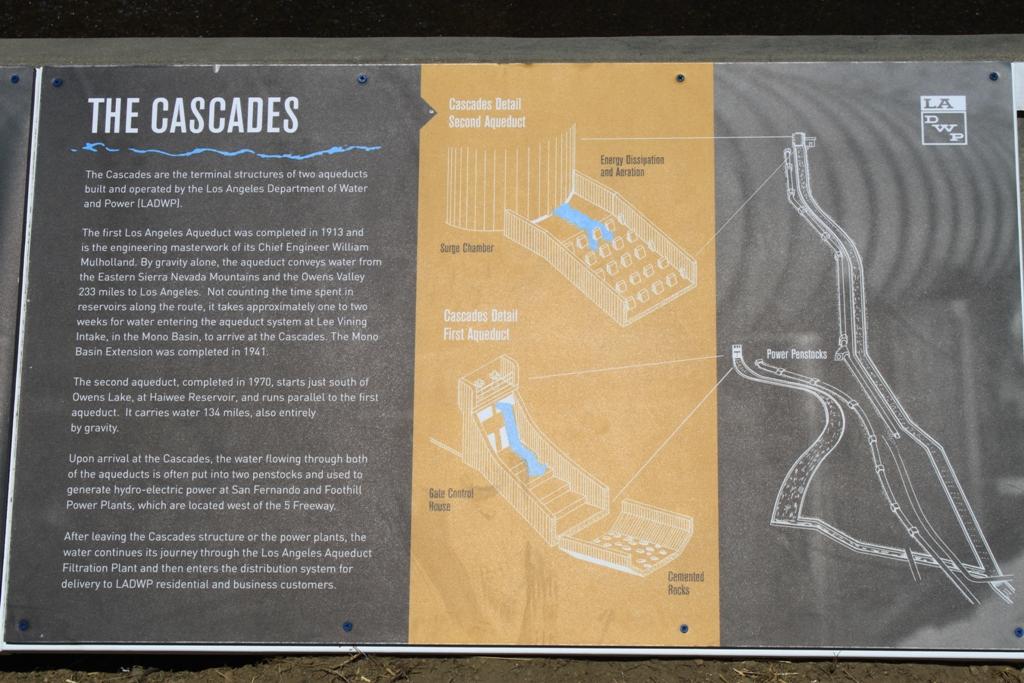 LA Aqueduct Cascades Nov 2013 #3