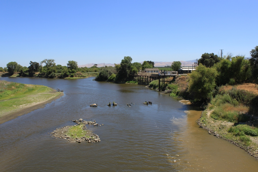 San Joaquin River July 2013 #4
