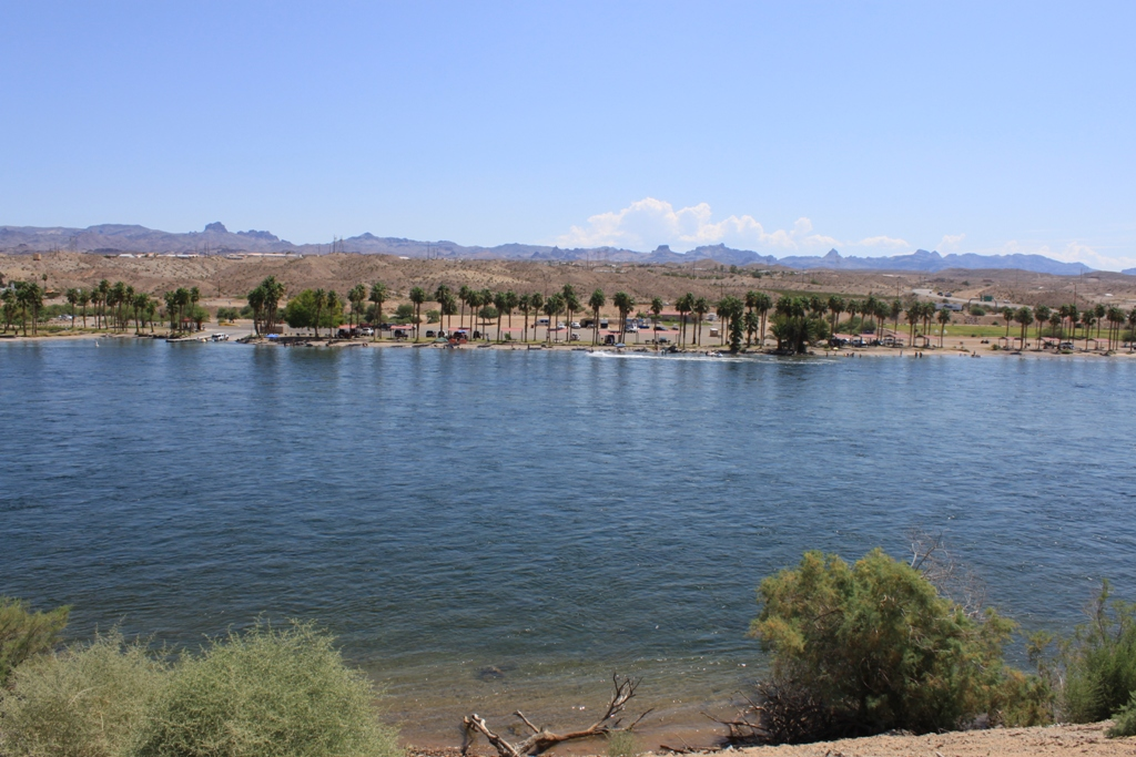 Colorado River at Laughlin Aug 2012 #2