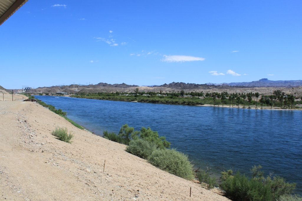 Colorado River at Laughlin Aug 2012 #3