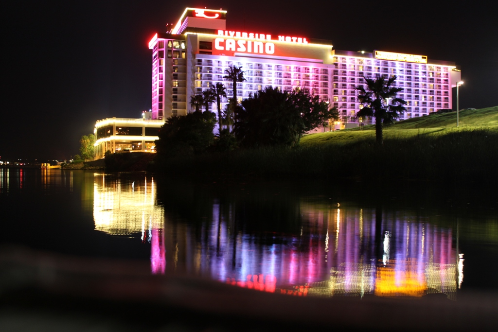 Laughlin at night Aug 2012 #1