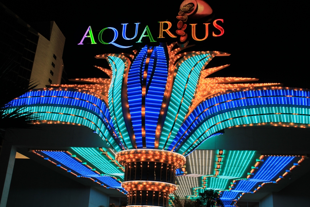 Laughlin at night Aug 2012 #4