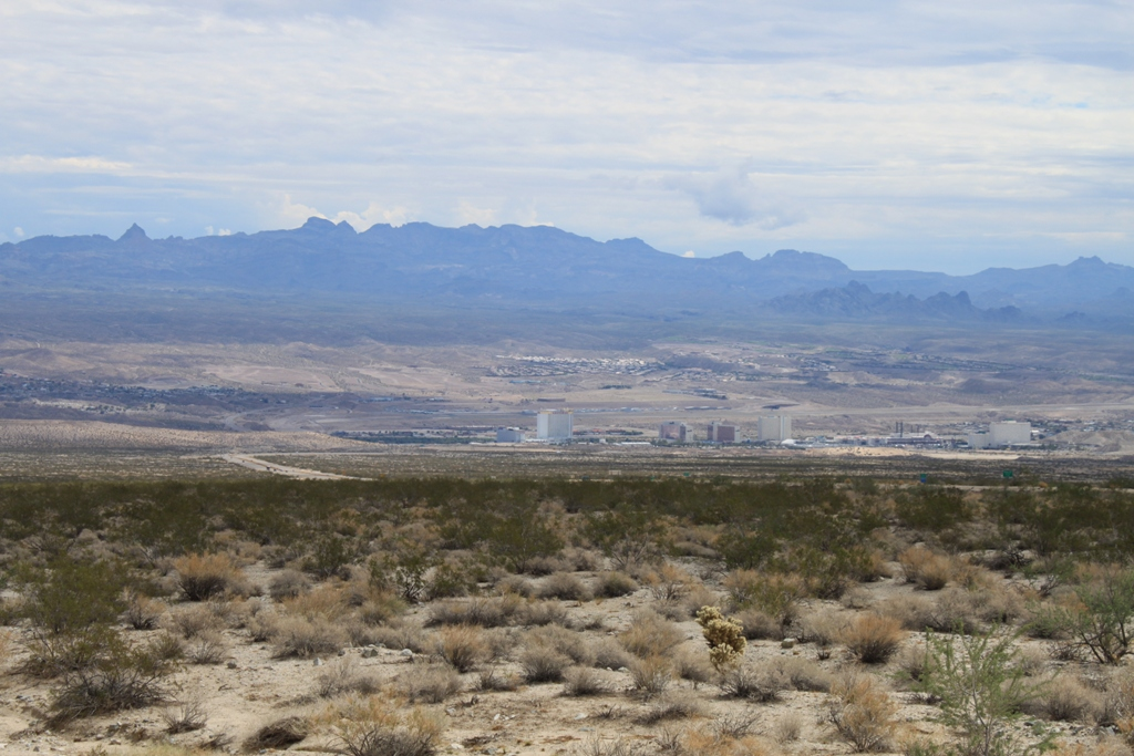 Laughlin from afar