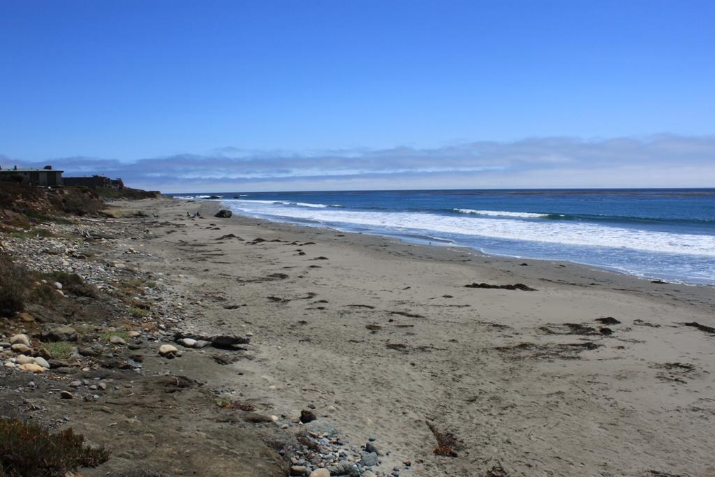 San Simeon Beach Aug 2013 #2