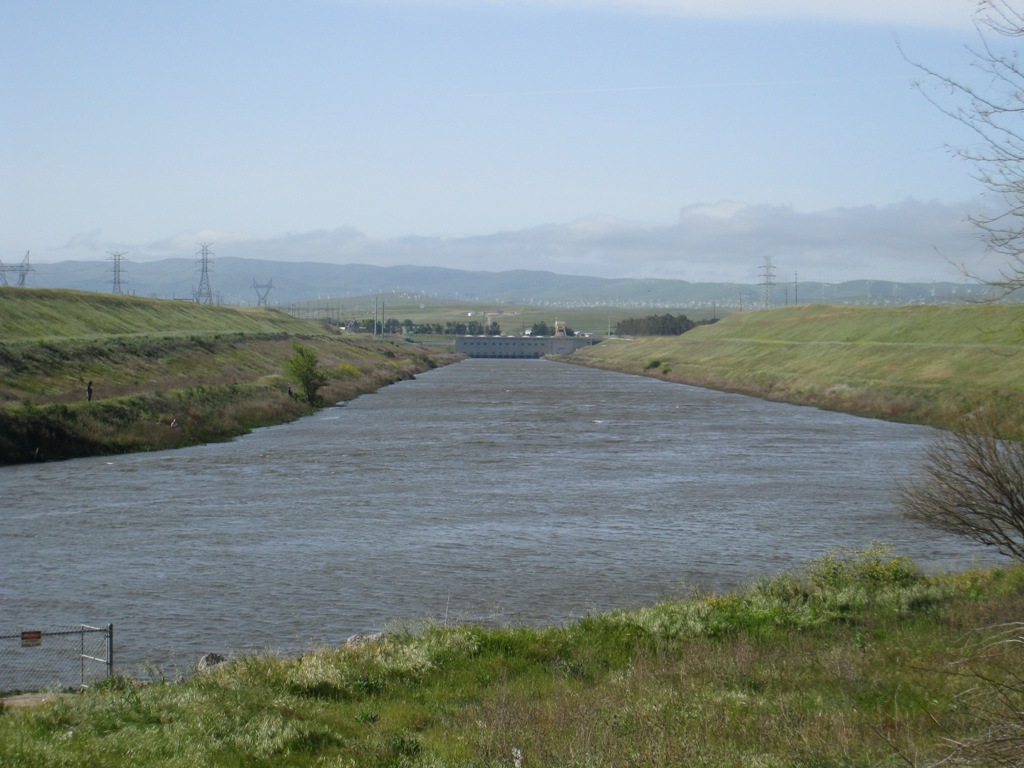 Central Valley Project Pumps #1 - Tracy