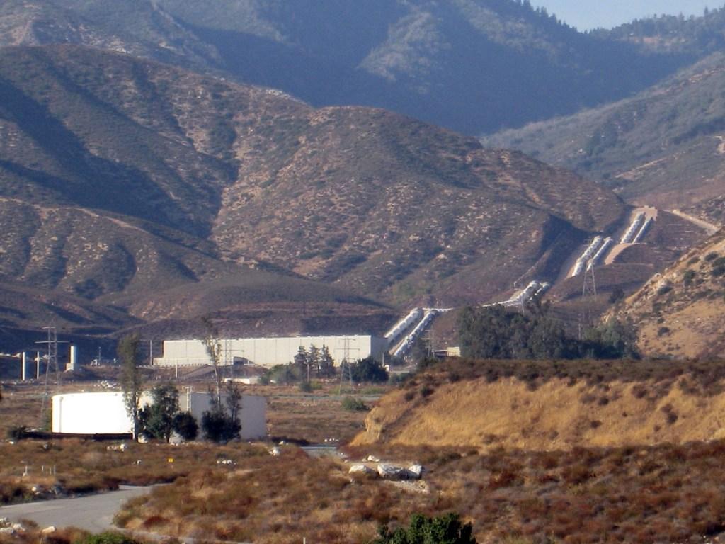 Devil Canyon Power Plant #10