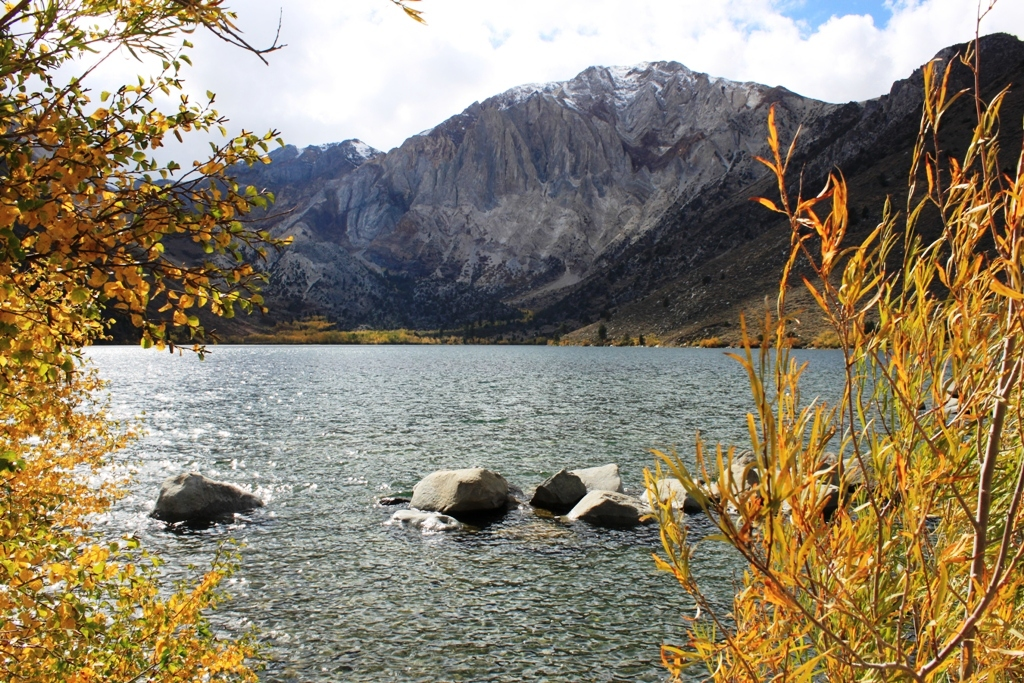 Convict Lake, Oct 2015 #10